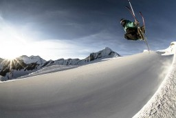 All in One Apartements - Kitzsteinhorn Halfpipe