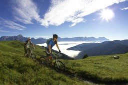 All in One Apartements - Saalbach Mountainbiken