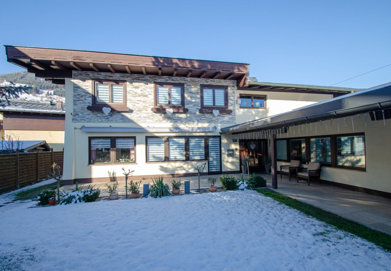Apartment in Zell am See - Appartementhaus Kitzsteinhorn - Top 1