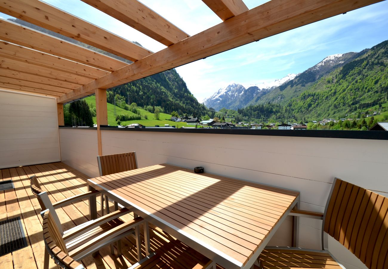 Apartment in Kaprun - Finest Penthouse Harmony / terrace & glacier view