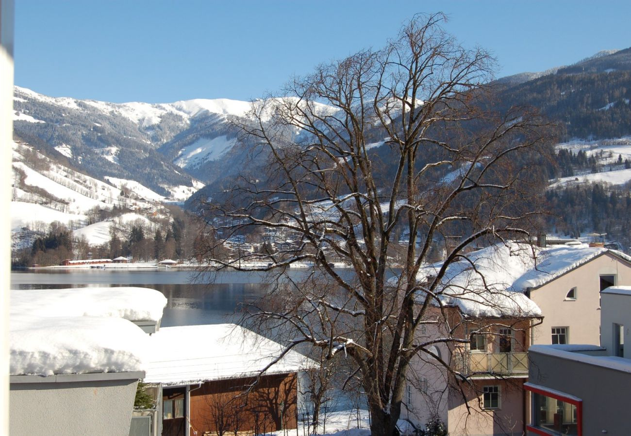 Apartment in Zell am See - Penthouse A Zell am See with lake view