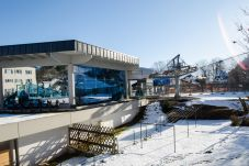 Apartment in Zell am See - Apartment CityXpress Ski in/Ski out with balcony