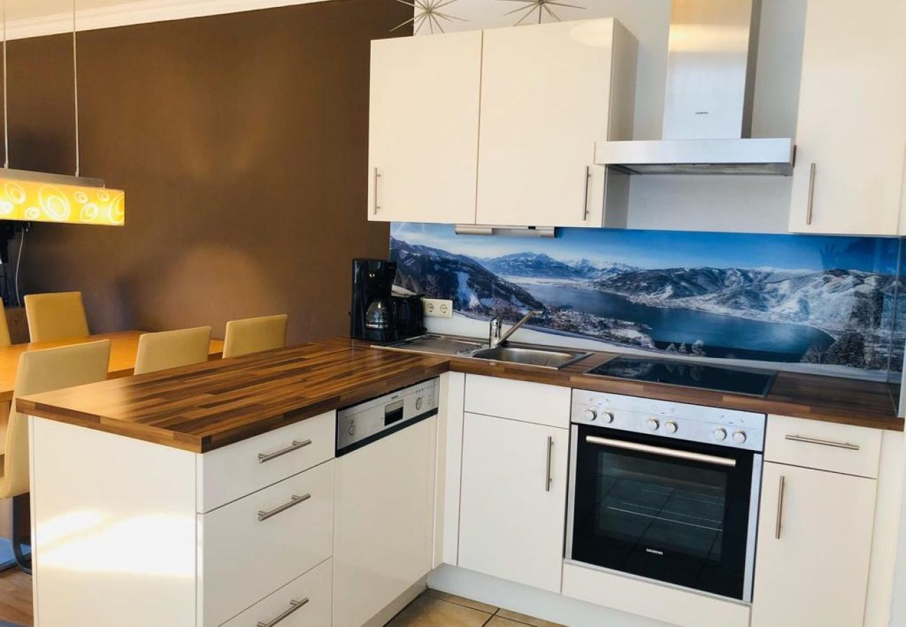 Apartment in Piesendorf - Apartment Select Top 8- Glacier View & terrace