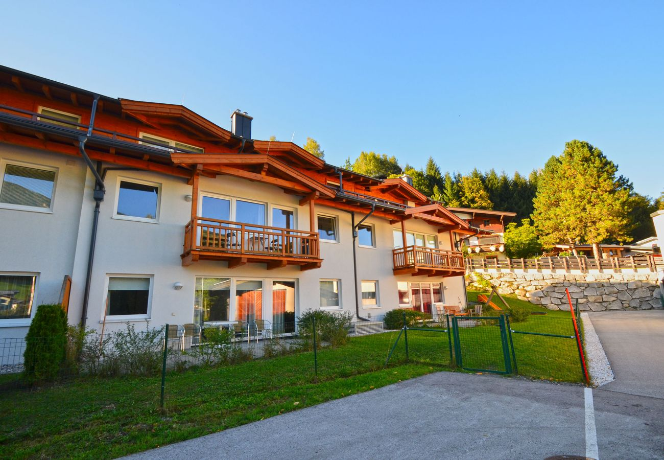 Apartment in Kaprun - Apartment Tauernblick top3 with garden in Kaprun