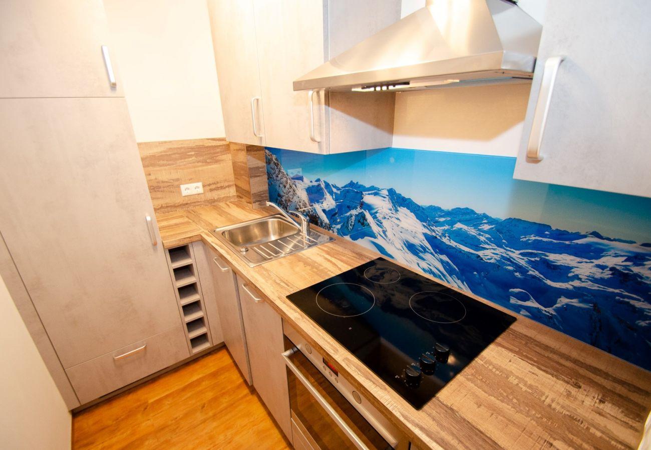 Apartment in Kaprun - Penthouse EightyOne Kaprun