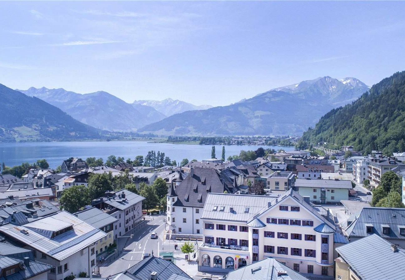 Apartment in Zell am See - Post Residence Apartments 8C, town, near ski lift