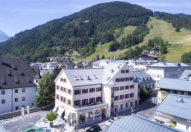 Apartment in Zell am See - Post Residence Apartments 9A, sauna, roof terrace
