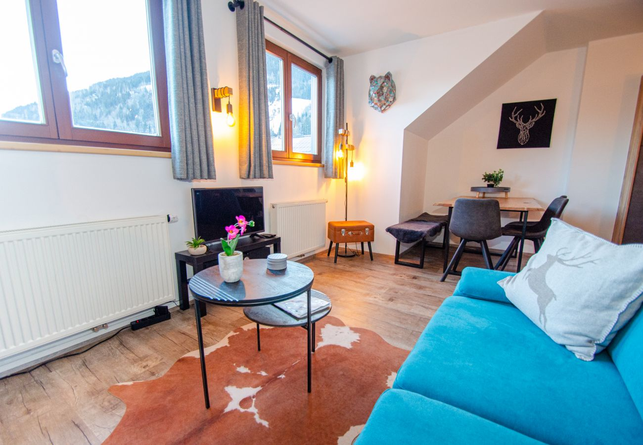 Apartment in Zell am See - Post Residence Apartments 11A, maisonette, sauna