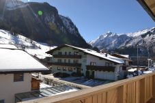 Apartment in Kaprun - Apartments EDVI B2 - balcony and glacier view