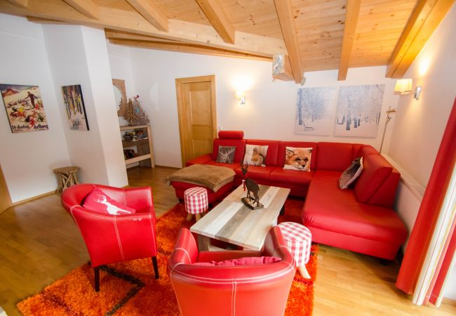 Ferienwohnung in Kaprun - Finest Penthouse All Seasons Lodge Kaprun