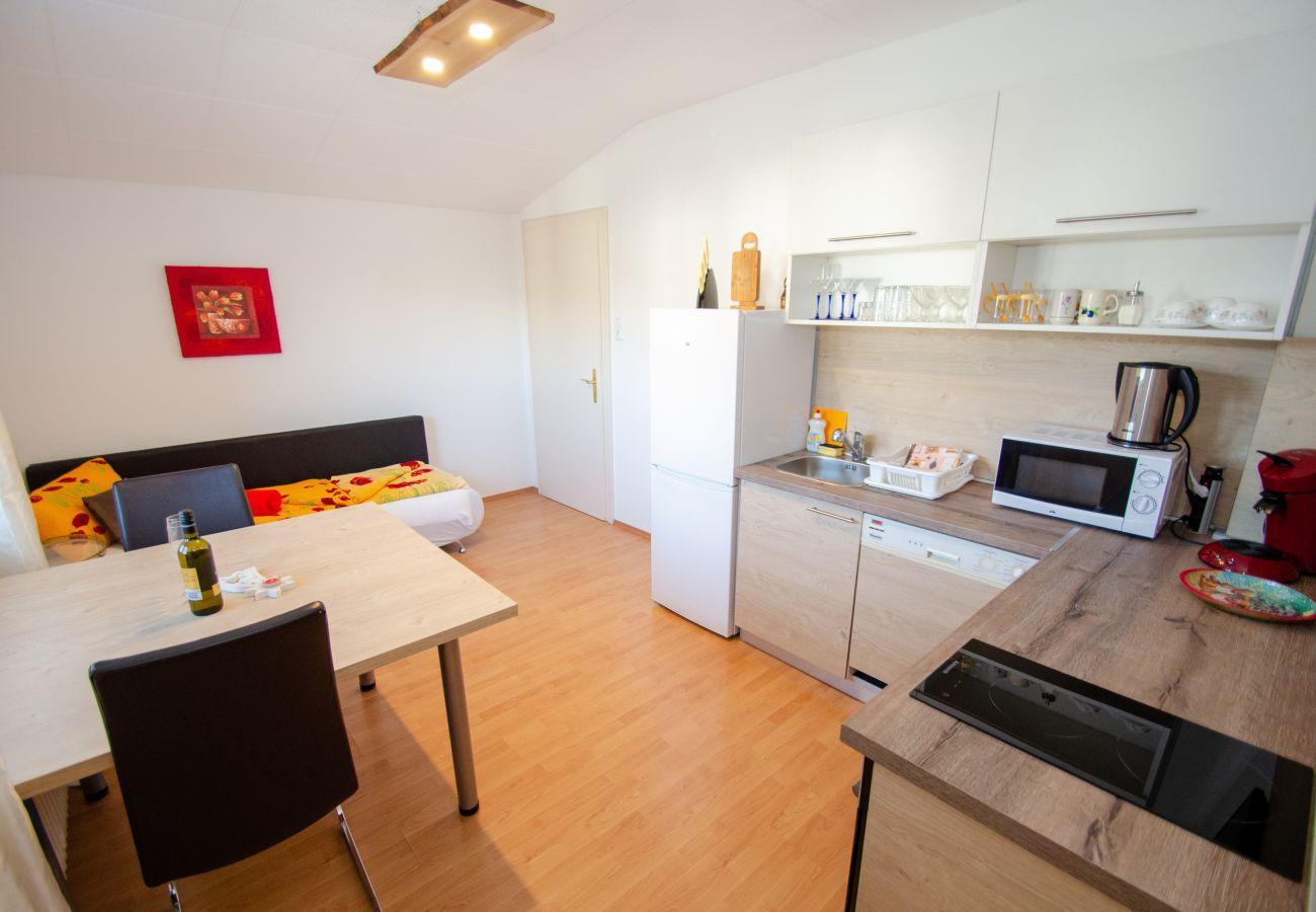 Ferienwohnung in Zell am See - Appartementhaus Kitzsteinhorn - Top 1