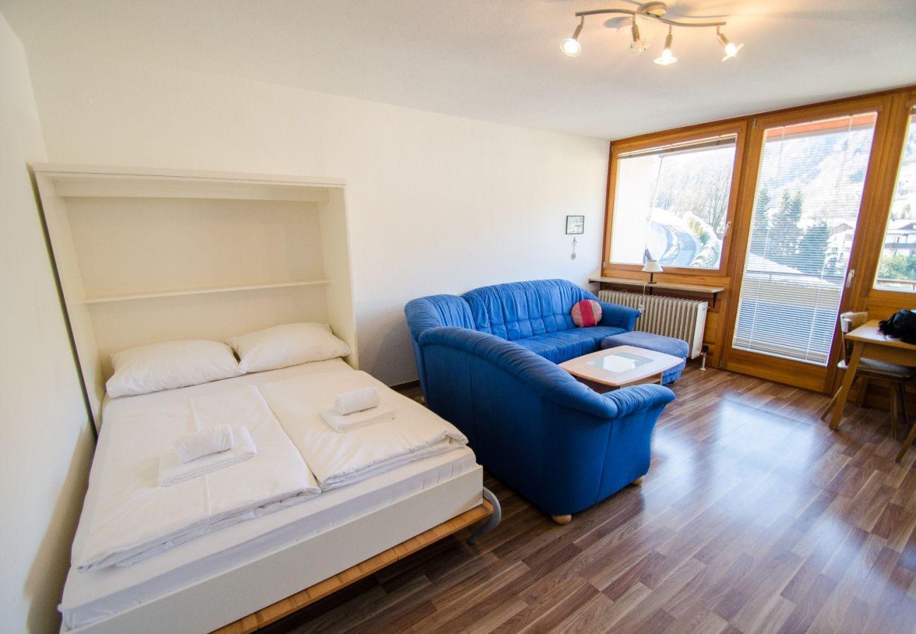 Ferienwohnung in Kaprun - Apartment KAREN - great view of the glacier