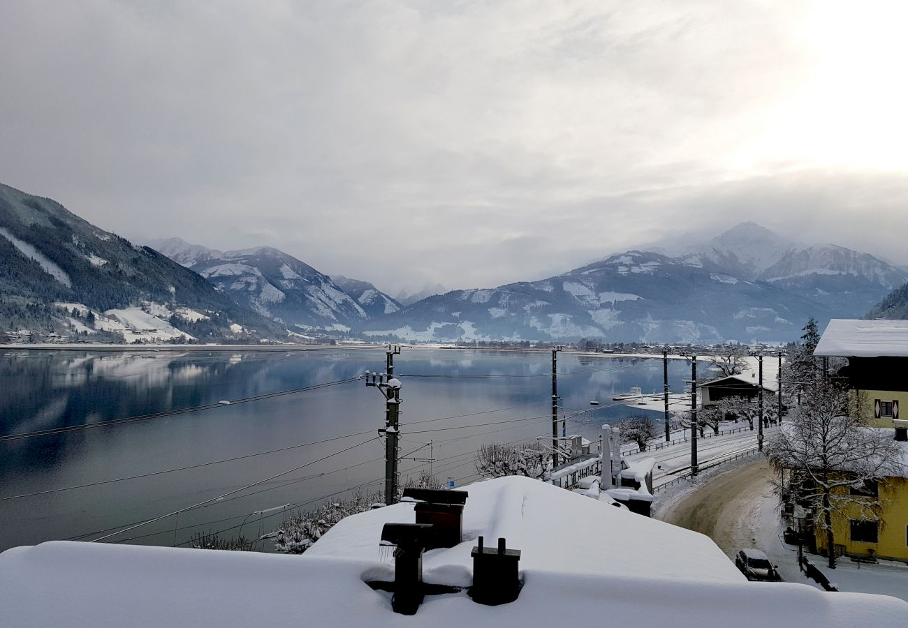 Ferienwohnung in Zell am See - Apartment ANBLICK - lake and mountain view