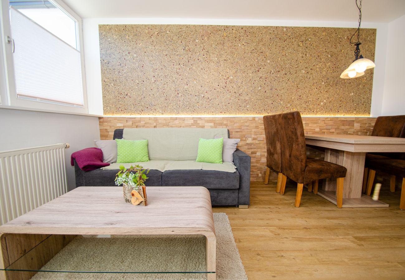 Ferienwohnung in Piesendorf - Apartment Nature & Friends - near Kaprun
