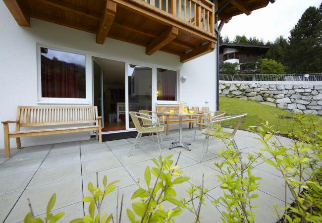 Ferienwohnung in Kaprun - Apartment Tauernblick II with garden in Kaprun