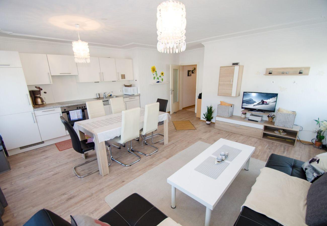 Ferienwohnung in Zell am See - Appartementhaus Kitzsteinhorn - Top 4
