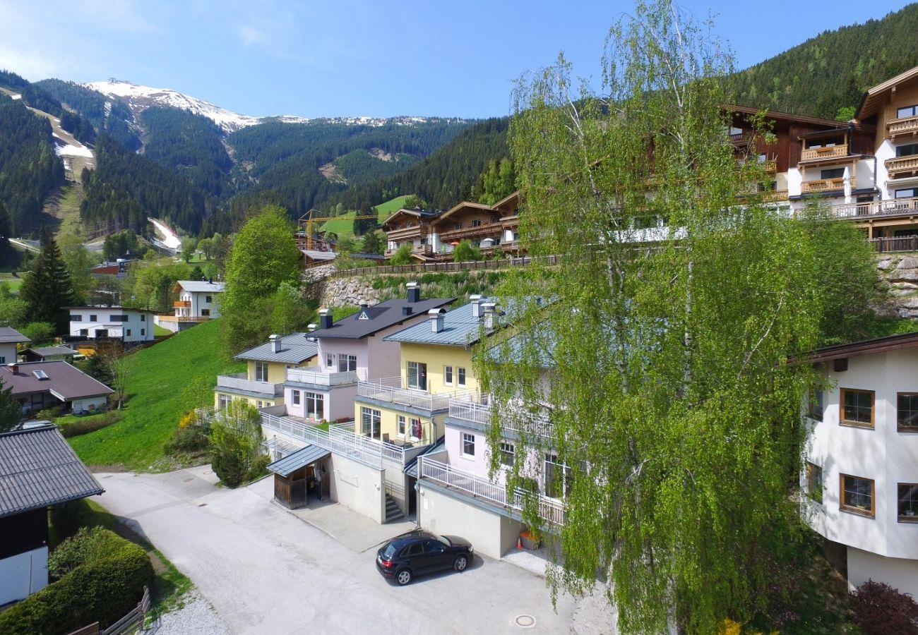 Ferienwohnung in Zell am See - Penthouse Summer & Winter Fun, roof terrace