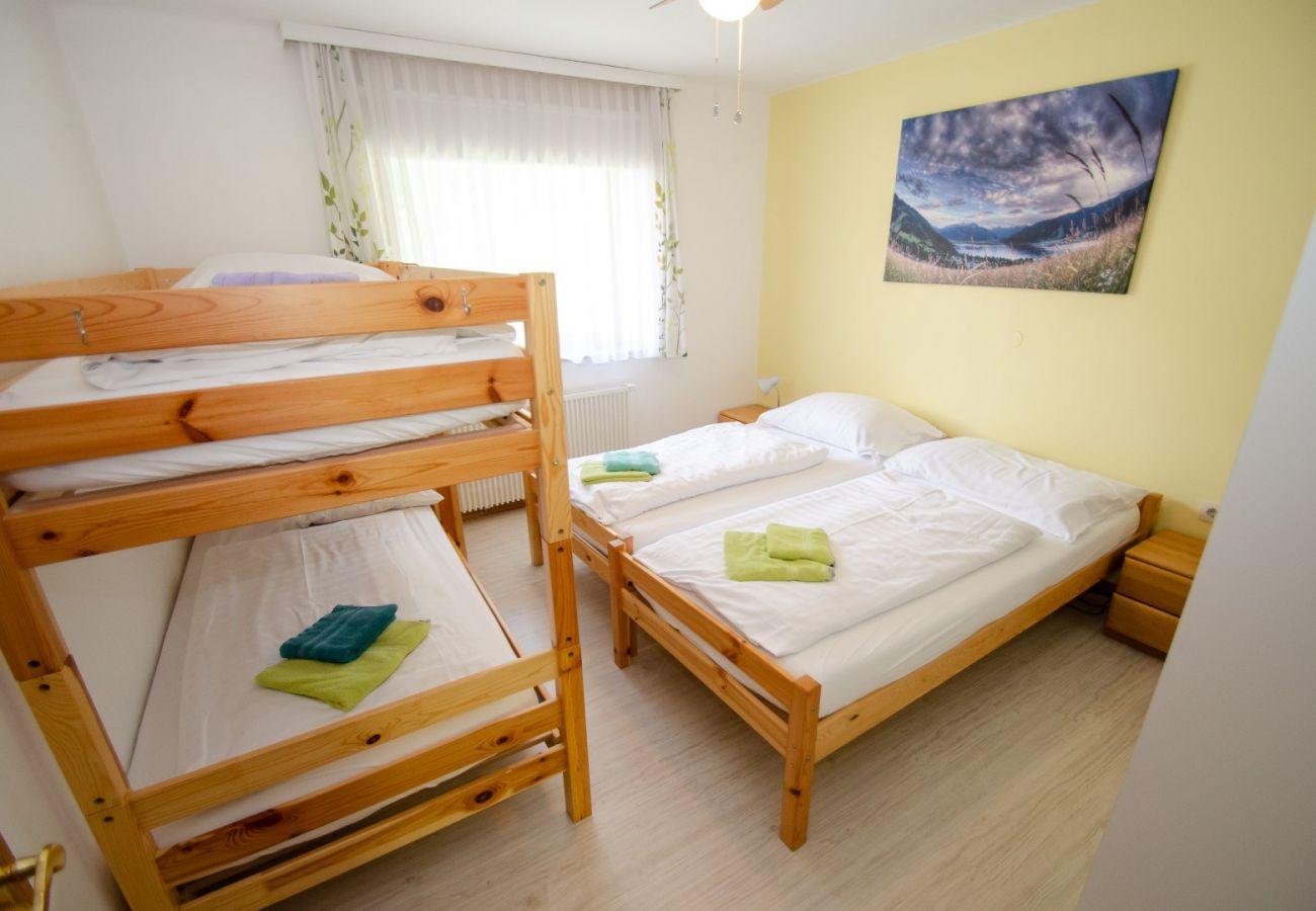 Ferienwohnung in Zell am See - BUDGET Chalet Alpine - Apartment B
