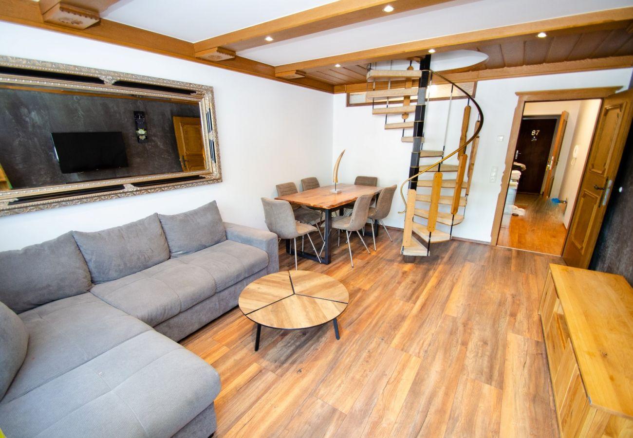 Ferienwohnung in Kaprun - Penthouse EightyOne Kaprun