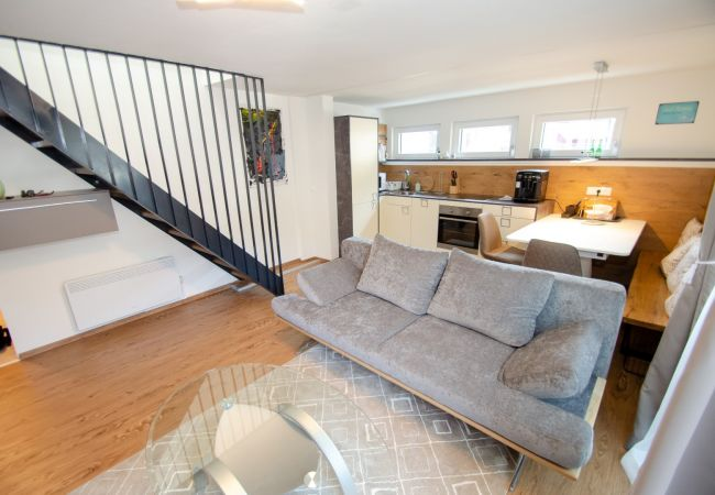 in Zell am See - Penthouse Zell City centre - near ski lift & lake