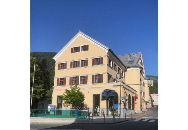 Ferienwohnung in Zell am See - Aparthotel Post 1C, town, near ski lift, sauna