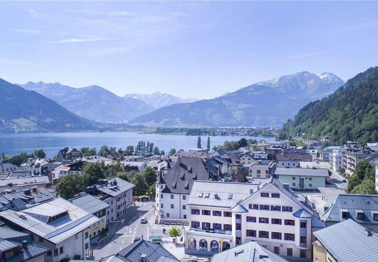 Ferienwohnung in Zell am See - Post Residence Apartments 2B, near ski lift, sauna