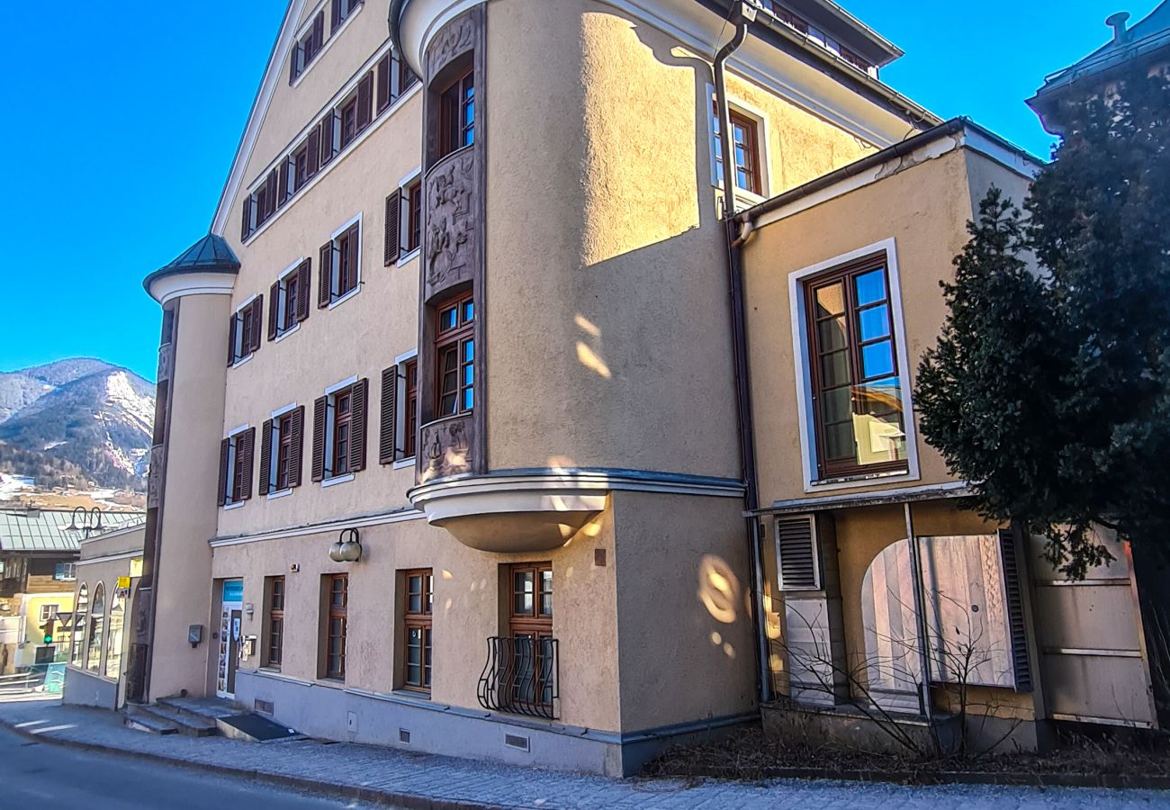 Ferienwohnung in Zell am See - Post Residence Apartments 4B, town, near ski lift