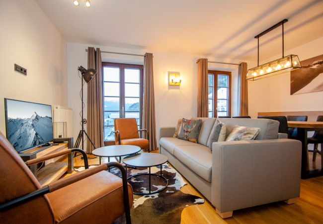 in Zell am See - FINEST Post Residence Apartments 7B, near ski lift