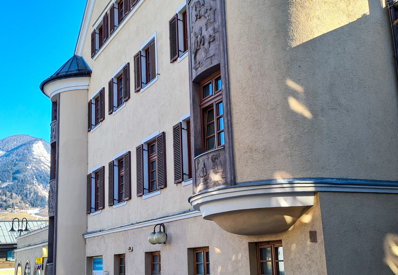 Ferienwohnung in Zell am See - Post Residence Apartments 8C, town, near ski lift