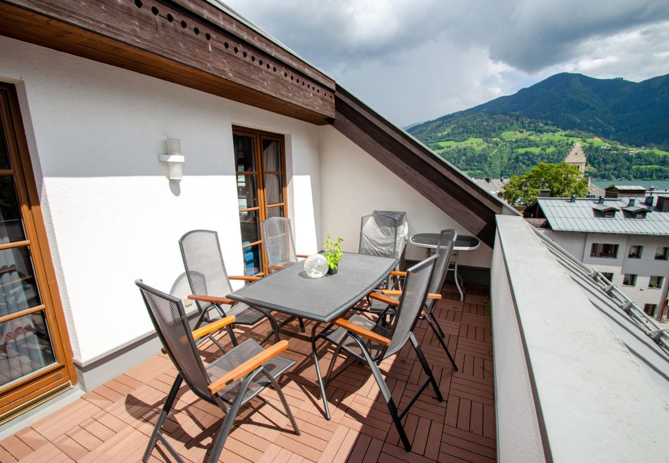 Ferienwohnung in Zell am See - Post Residence Apartments 9A, sauna, roof terrace