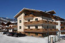 Ferienwohnung in Kaprun - Apartments EDVI B5 - balcony and glacier view