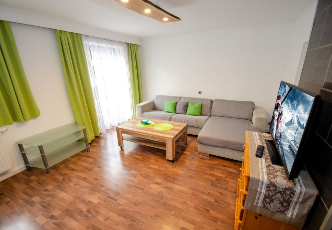 Ferienwohnung in Zell am See - Holiday House Areit - TOP 3 with balcony