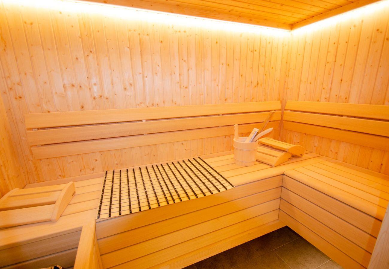 Ferienwohnung in Zell am See - Finest Villa Zell am See - Skihaserl, Sauna