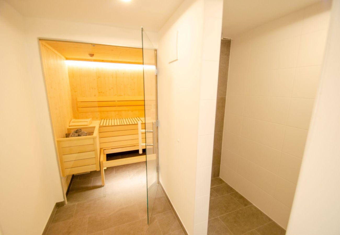 Ferienhaus in Zell am See - FINEST VILLA Zell am See, luxury, sauna, 12 pax